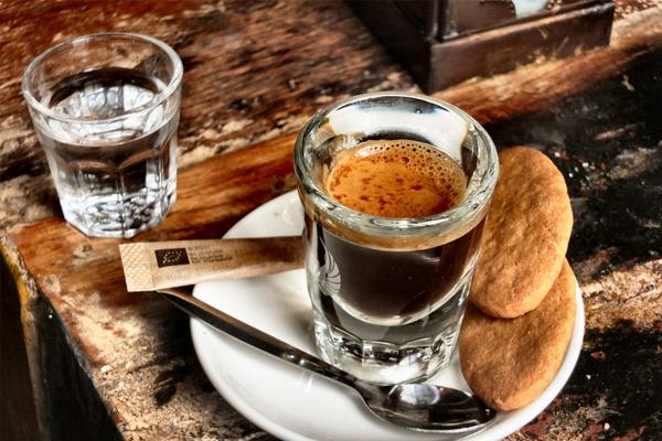 какая вода лучшая для кофе