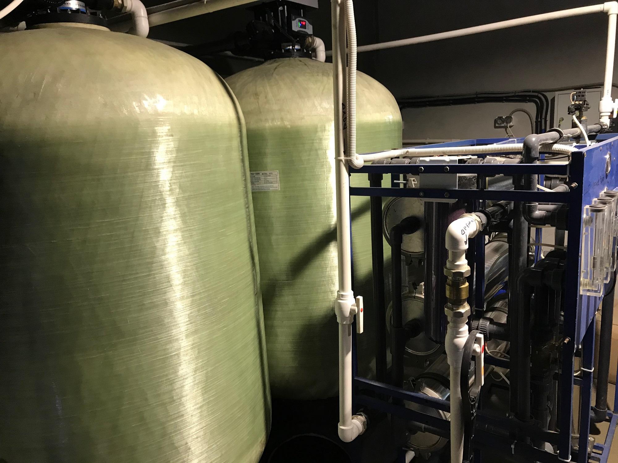 Производство бутилированной воды
